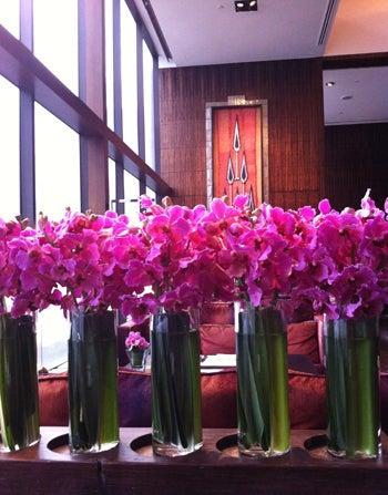 東京+α美食☆探検記-Mandarin Oriental Hotel