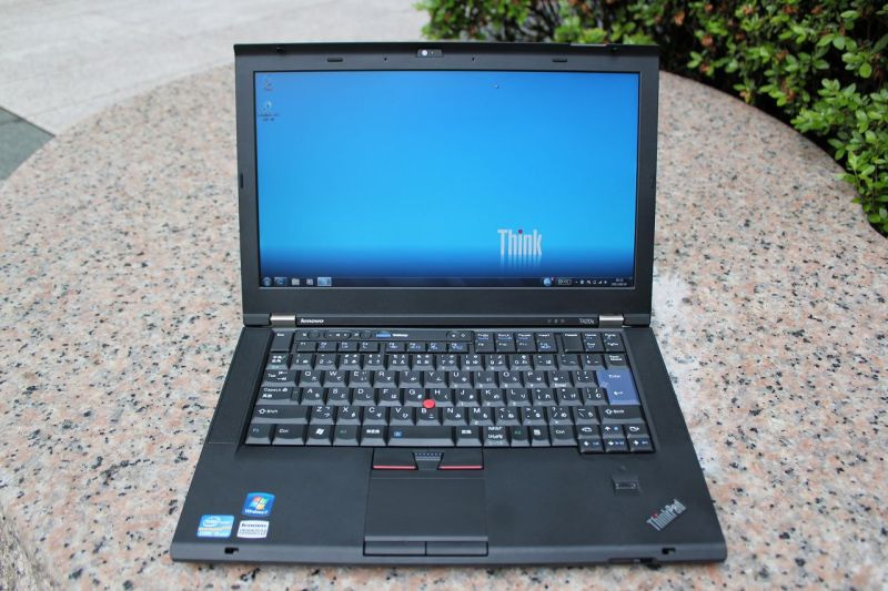 NEC特選街情報 NX-Station Blog-ThinkPad T420s レビュー