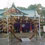 日枝神社 献茶式