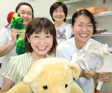 3児の母マッサージ鍼灸院長<かな太>の育児中創業記 Vn.2-shuzai