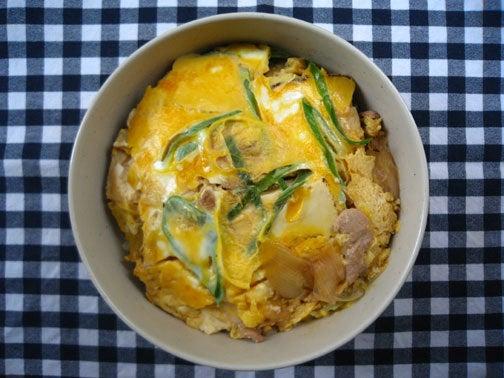 ひよこ食堂-焼き豆腐の卵とじ02