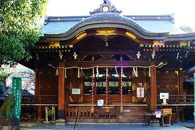 東條的世界最古の国へようこそ-下谷神社2