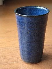 晴れのち曇り時々Ameブロ-倉石焼のフリーカップ