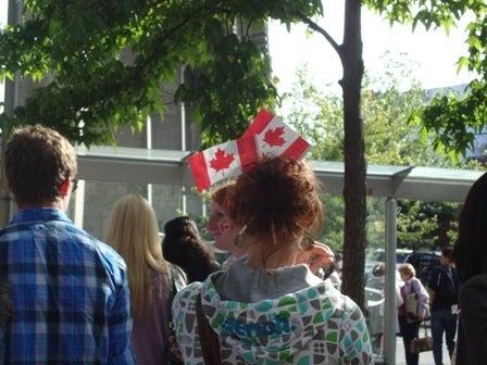i Canada-Jul 1'11 ⑦ i Canada