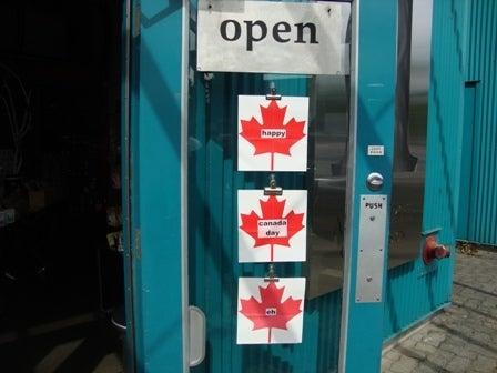i Canada-Jul 1'11 ② i Canada