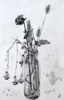 【こころのエステ&フィットネスジム】 ~貴方を内面から輝かせる愛 ~     聖書のことば・智 慧[EQサプリメント]-枯れた花