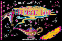 CABYS OFFICIAL BLOG★キャビブロ-magic lamp