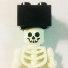 chocobanditzのブログ-LEGOのガイコツ