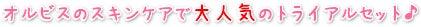 ナースのコスメブログ ~オルビスを上手に使う~-オルビスミニセット