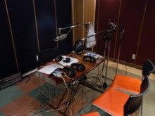 $メルルのアトリエ公式ブログ-収録スタジオ
