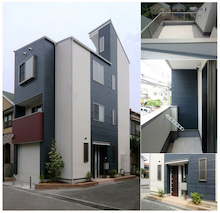 関西にローコストで素敵な家を建てる為のブログ-T3 33-A1 竣工01