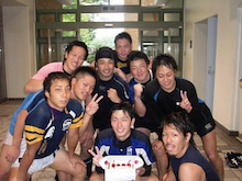 $SUNDAI RUGBY MANAGER BLOG-坂爪B.D