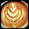 latte artの画像