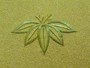 $きもの菱屋 ブログ 「店主の日々」-刺繍紋