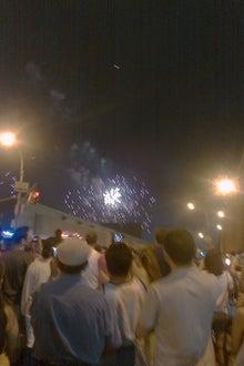 N.Y.に恋して☆-fireworks 1