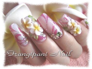 ネイルチップのお店Frangipani Nailのブログ