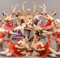 トロカデロ デ モンテカルロ バレエ 団