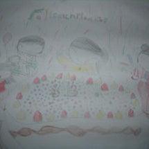エレナ6歳の誕生日