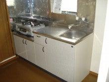 アットライフのブログ-ガス2口キッチン