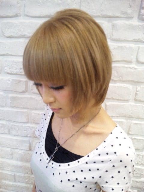 鈴木 奈々 髪型