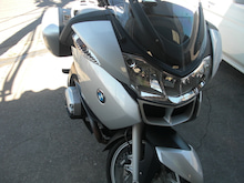 京都の女職人が書く車のブログ☆★-BMW バイク