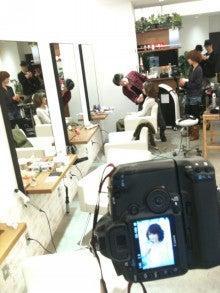 $イノウエタケアキのブログ-美容室