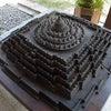世界遺産、ボロブドゥール寺院遺跡群の強いパワーとは~~★の画像