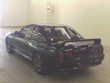 スカイラインとまりん君の日常のつぶやき-R32スカイラインGT-Rリア