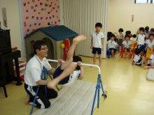 【学童保育+学習指導】Dreamin(ドリーミン)のブログ-体操_20110714_02