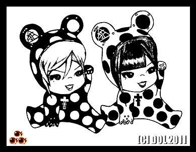 眼球古(メダマコ)333【 めзめ】の★ピグプリケっ★since20100707-2kaicho