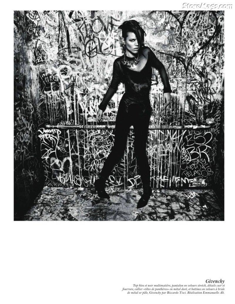Vogue Paris August 2011 3