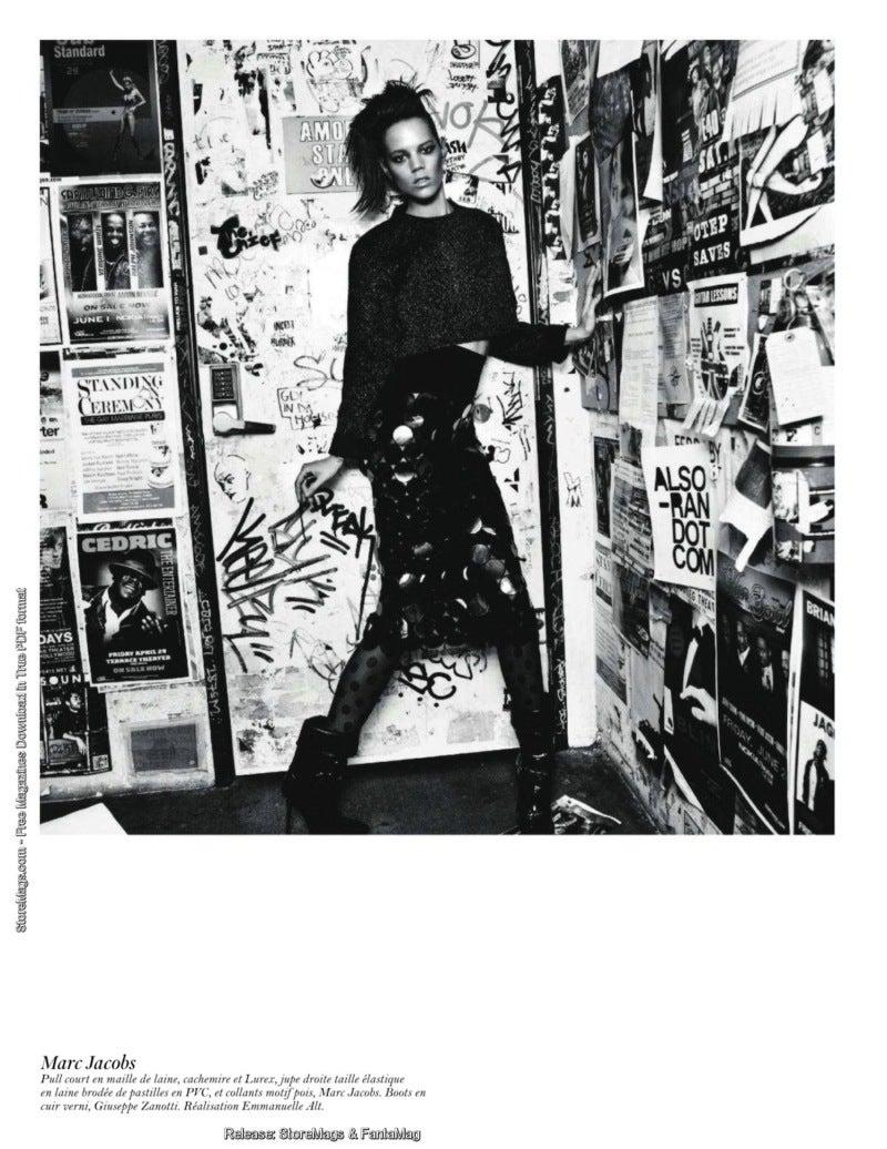 Vogue Paris August 2011 13