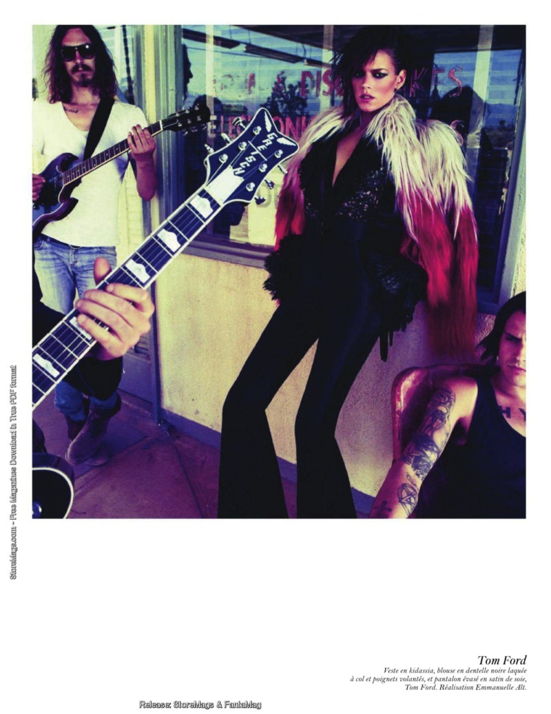 Vogue Paris August 2011 5