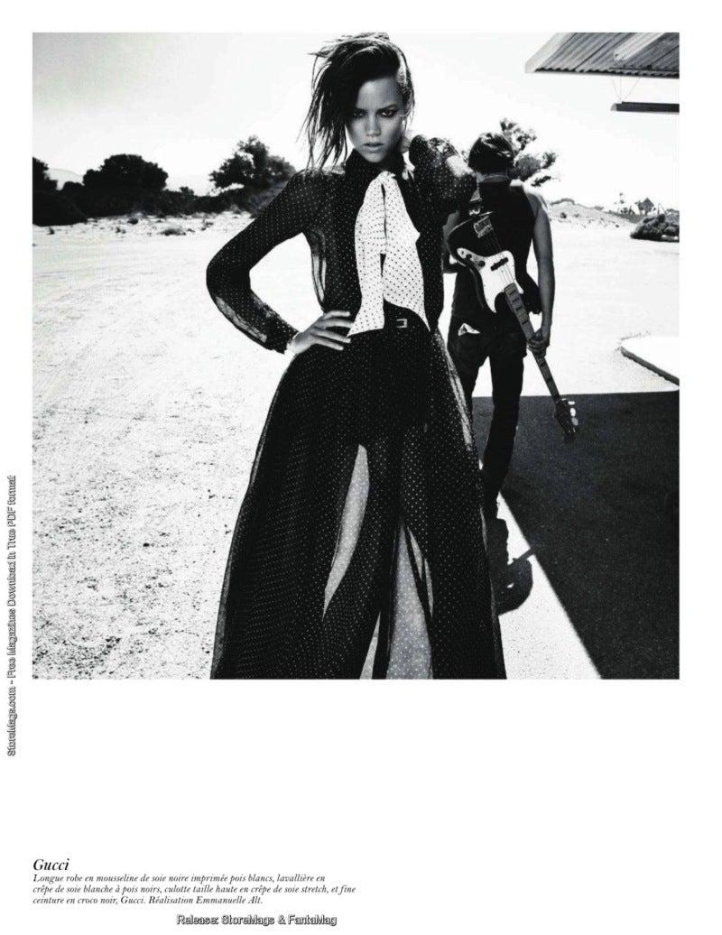 Vogue Paris August 2011 10