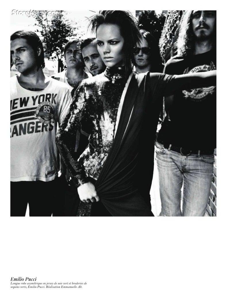 Vogue Paris August 2011 11