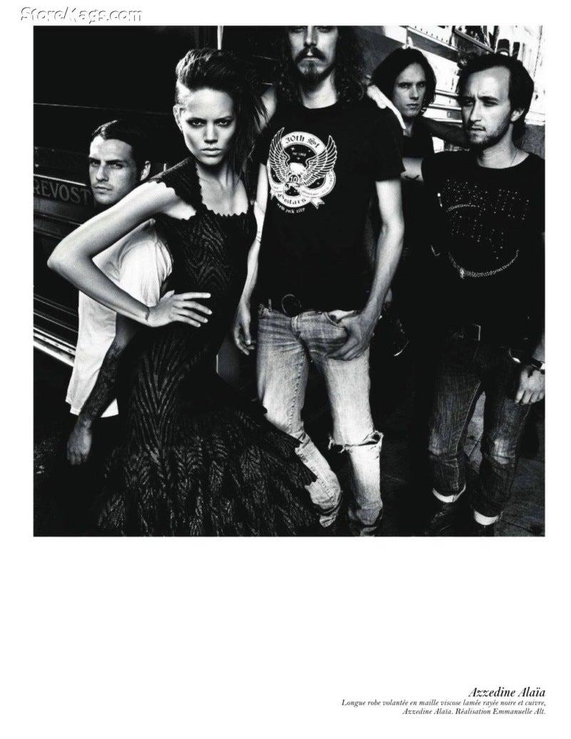 Vogue Paris August 2011 7