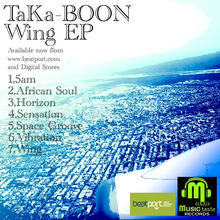 TaK@-BOON Official Blog [バックパッカーDJ]