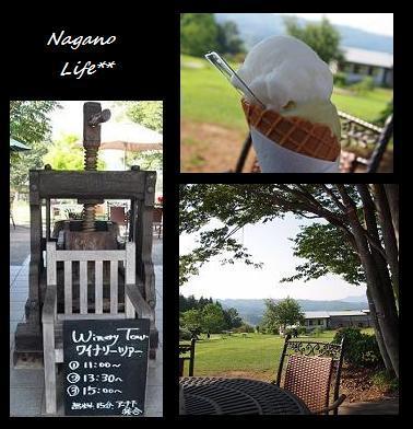 Nagano Life**-ジェラート