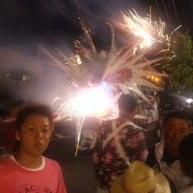大蛇祭り…