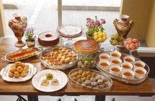栃木県鹿沼市のカジュアルな懐石料理店、一汁餐菜公式ブログ-デザートバイキング
