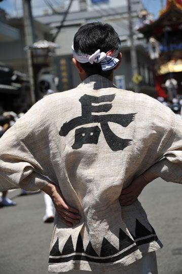 そうだった、京都に行こう(京都写真集)-長刀鉾1