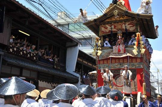 そうだった、京都に行こう(京都写真集)-月鉾1