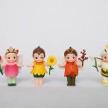 四季の妖精マスコット