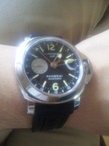 new style 7eb05 949f6 パネライ ルミノールGMT PAM00088 買ってしまいました | 5Gブログ