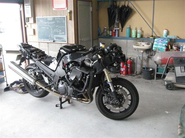 京都の女職人が書く車のブログ☆★-オートバイ