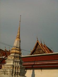 泰国亜洲雑貨サムサラ公司-近所のお寺