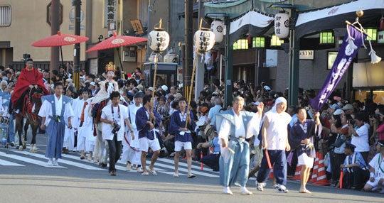 そうだった、京都に行こう(京都写真集)-神輿2