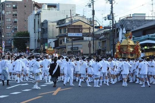 そうだった、京都に行こう(京都写真集)-神輿4