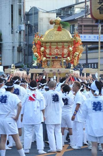 そうだった、京都に行こう(京都写真集)-神輿5