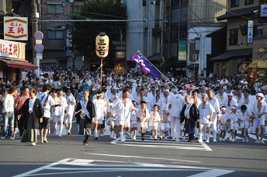 そうだった、京都に行こう(京都写真集)-神輿3